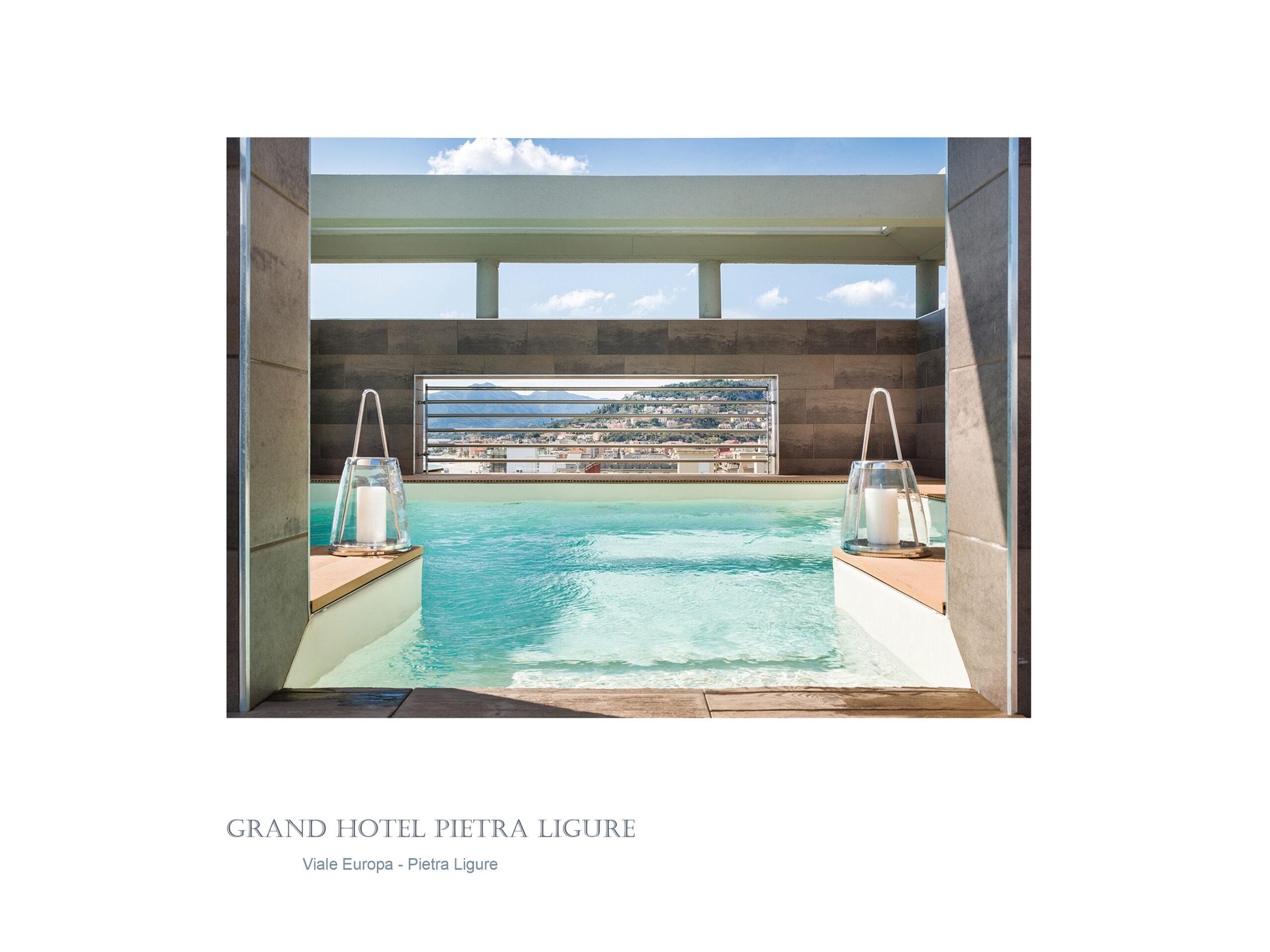 Grand HOTEL PIETRA LIGURE – PIETRA L.