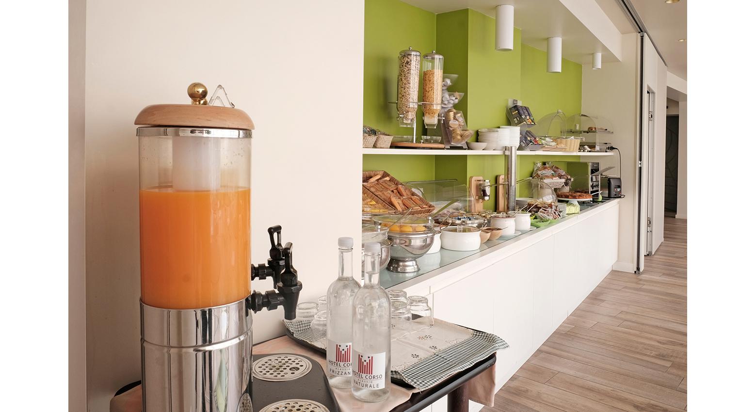 HOTEL CORSO - Sala colazioni - ALASSIO